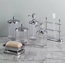 luxury home decor accessorieshigh end mirror glass bathroom with