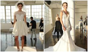 wedding dress trend 2017 marchesa fall 2016 winter 2017 wedding dress collection