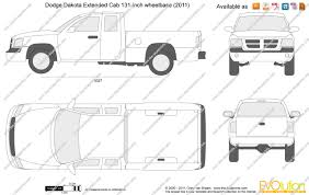 Dodge Dakota Truck Bed - dodge ram truck bed dimensions car autos gallery