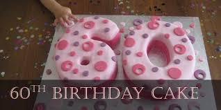 60th birthday cake decoration nice nigella
