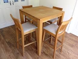 Wooden Breakfast Bar Stool Breakfast Bar Table And Stools Ideas On Bar Stools