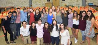thanksgiving comes early for american students in israel jns org