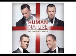 human nature white christmas youtube
