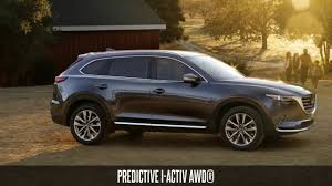 Cx 9 Redesign 2018 Mazda Cx 9 With I Activsense Review Youtube