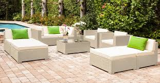 Mhg Outdoor Furniture Almari Outdoor Sofa Set - Modern outdoor sofa sets 2
