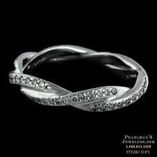 michael b engagement rings michael b jewelry infinity wedding band