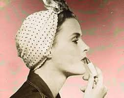 1940s bandana hairstyles 45 best 1940 s fashion and hairstyles images on pinterest hair