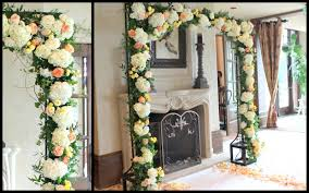 wedding arches square may wedding at the carlton woods the blooming idea