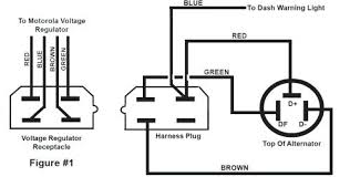 car voltage regulator wiring wiring diagram