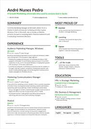 Football Resume What Did Microsoft U0027s Marketing Manager Learn From Enhancv Enhancv