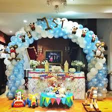 birthday balloon arrangements 1st birthday balloon decorations that balloons