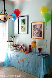 Yo Gabba Gabba Party Ideas by A Yo Gabba Gabba Birthday Party Taylormade