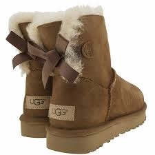 ugg mini bailey bow womens sale womens ugg mini bailey bow ii boots schuh