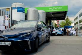 toyota quotes hydrogen vehicles hycenta