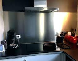 protege mur cuisine plaque adhesive inox cuisine protege plaque adhesive inox cuisine