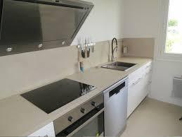 bureau beton ciré beton cir cuisine plan travail id es de d coration la maison avec
