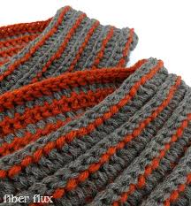 fiber flux free crochet pattern the every man scarf