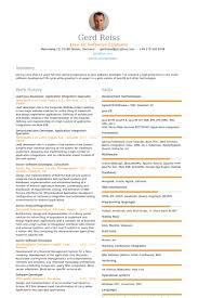 Mobile Application Testing Resume Sample by Lead Developer Cover Letter