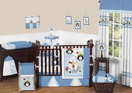 Penguin Comforter Sets Baby Bedding Sets Penguin Baby Crib Design Inspiration