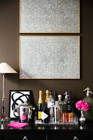 a fun new abstract art concept in paloma contreras u0027 dining room
