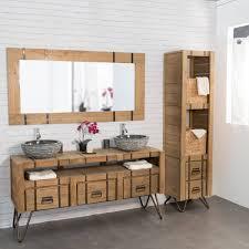 Grand Miroir Ikea by Miroir De Salle De Bain 160 Loft Naturel