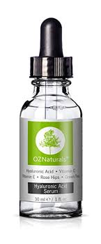 Serum Ql oznaturals hyaluronic acid serum with vitamin c