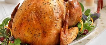 herb roasted turkey recipe cbell s kitchen