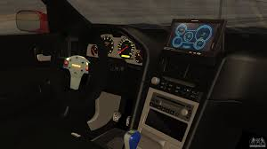 nissan skyline fast and furious interior nissan skyline r34 fnf 4 v1 1 for gta san andreas