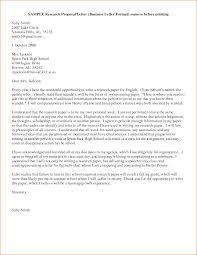 Business Format Thank You Letter by 4 Proposal Letter Format Teknoswitch