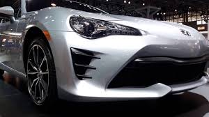 new toyota vehicles 2017 toyota 86 exterior walkaround 2016 new york auto show youtube