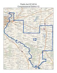 Illinois Map Of Cities by Will County Politics Maps Of Illinois Congressional Districts 2014