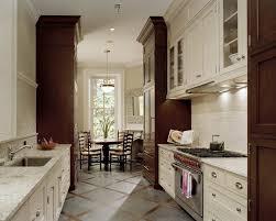 Galley Kitchen Lighting Galley Kitchen Lighting Transitional With Dark Hardwood Flooring