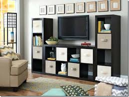 Timber Bookshelf Bookcase Jual Cube Walnut Bookcase Walnut Cube Shelving Unit