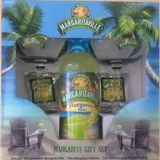 margarita gift set margaritaville margarita gift set 5 pc mixology