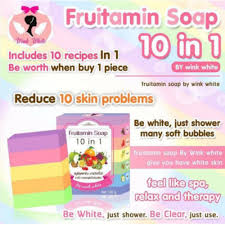 Sabun Indo harga saya indo dealz fruitamin soap sabun pemutih badan harga penawaran