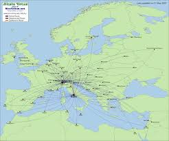 United International Route Map by Alitalia Book Our Flights Online U0026 Save Low Fares Offers U0026 More
