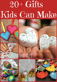 gifts for from christmas gifts kids can make ted s