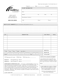 10 best images of personal receipt template personal training