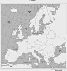 Blank Map Of Western Hemisphere by Geography Brambletye Blank Maps
