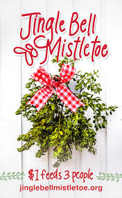 where to buy mistletoe jingle bell mistletoe