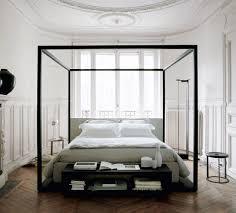 canopy bed double contemporary oak alcova maxalto canopy bed double contemporary oak alcova maxalto