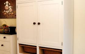 appealing free standing pantry cabinet for kitchen tags free