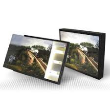 light boxes for photography display light boxes backlit displays trio display