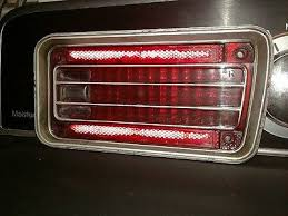 1970 chevelle tail lights 1970 chevelle ss tail lights brackets wiring license plate light
