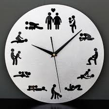 silent wall clocks new modern sex position clock novelty silent wall clock for wedding