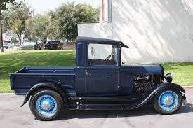 Antique Ford Truck Models - 1928 ford model a pickup with miller speed equipment the vault