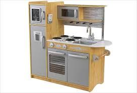 grande cuisine enfant cuisine en bois jouet grande cuisine aux couleurs vives kidkraft