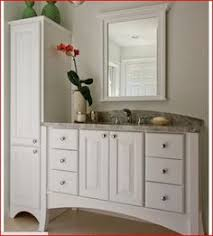 Bathroom Vanity Base Cabinets Bathroom Vanities With Linen Towers 36