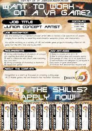 Concept Artist Job Description Jobs Dragonfiar