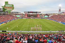 Fc Dallas Stadium Map by Toyota Texas Bass Classic Festivities Coming To Toyota Stadium